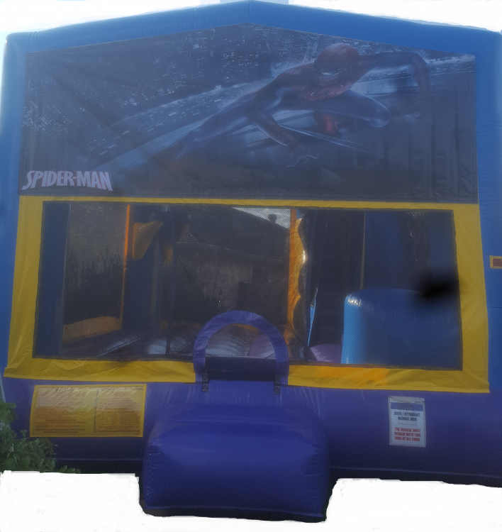 Spider Themed Bounce House  $149