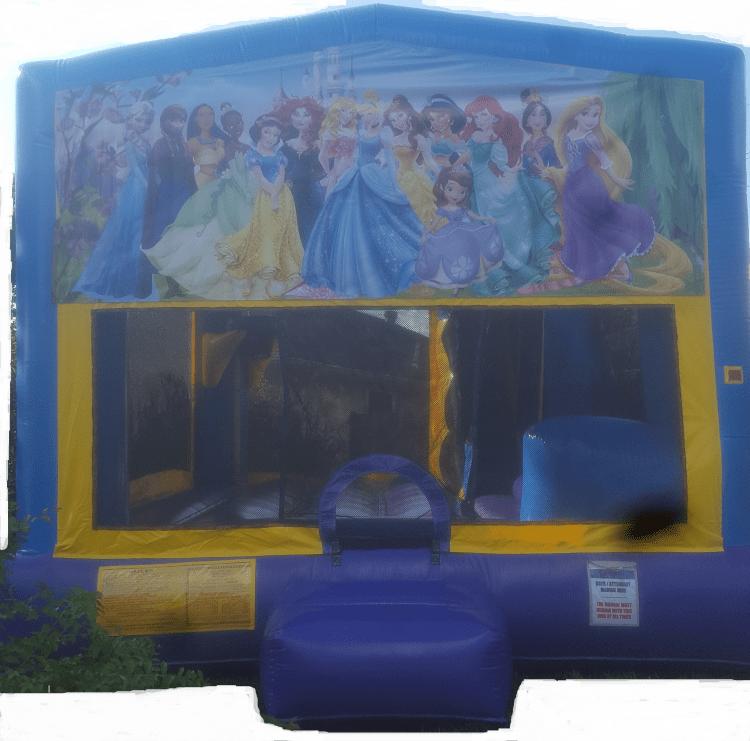 Princess Themed Bounce House  $149