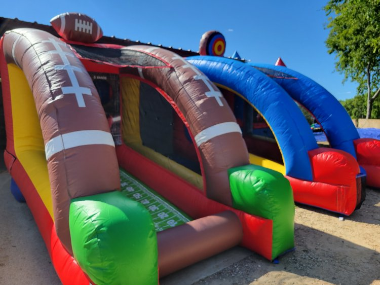 Games - Obstacle Courses