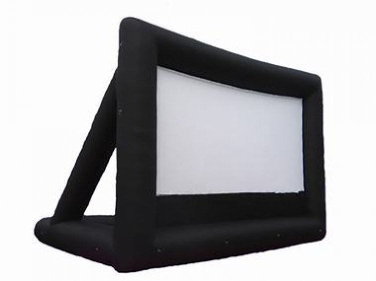 Inflatable Movie Screen $300