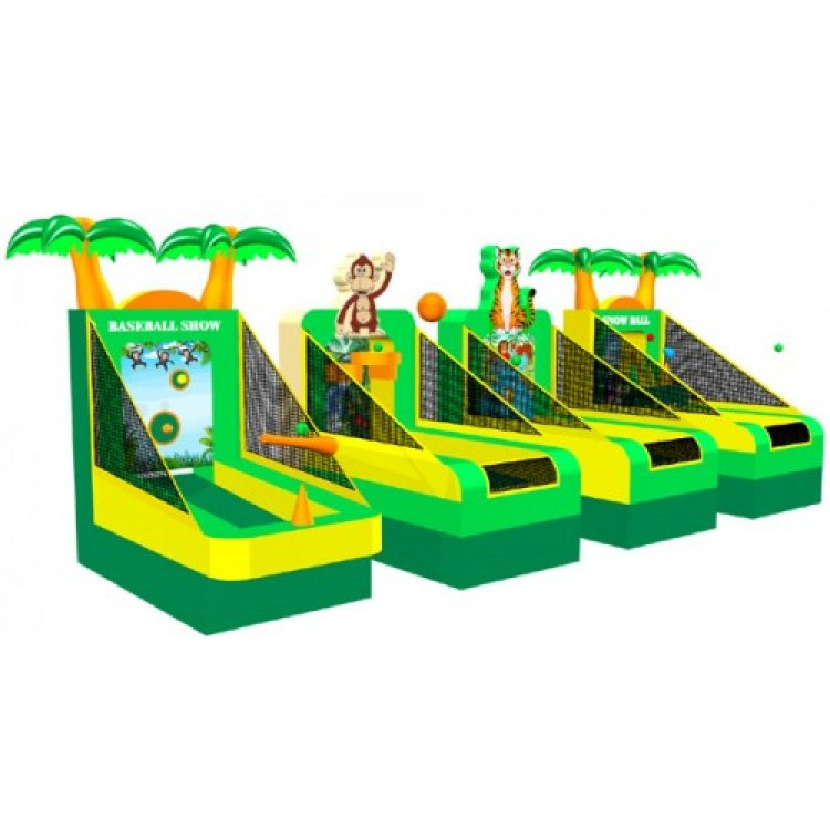 Tropical Carnival Games  $180