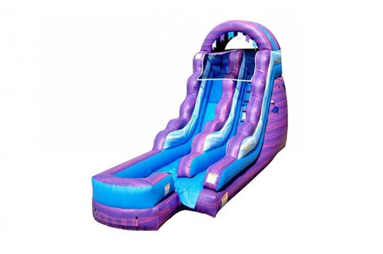16ft Purple Water Slide $235