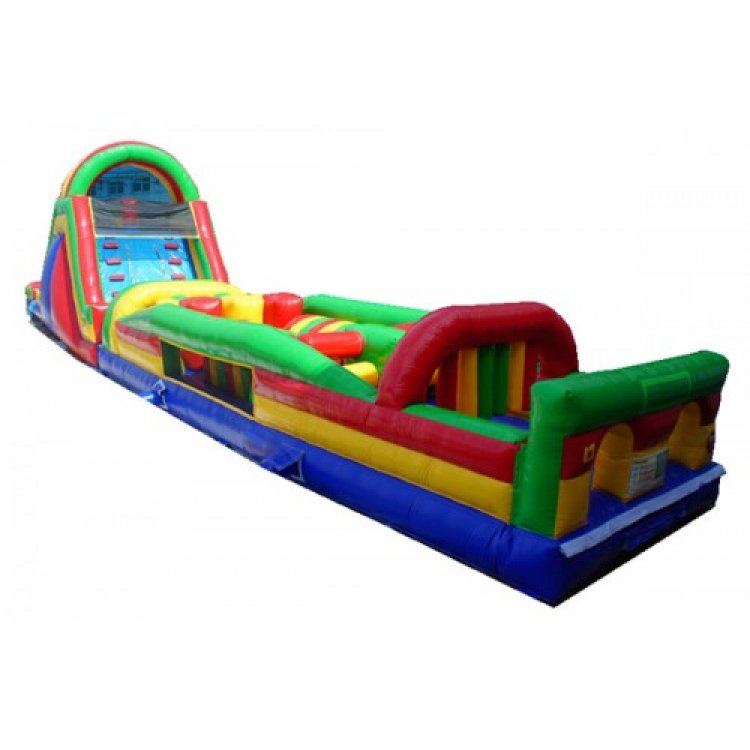 65 ft Long Obstacle Course  $475