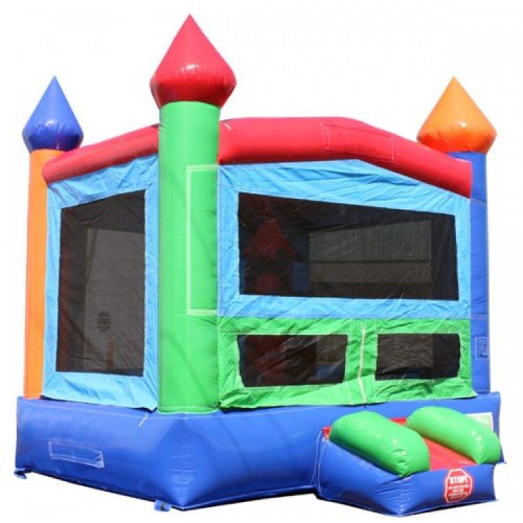 Multi-Color Bounce House  $120