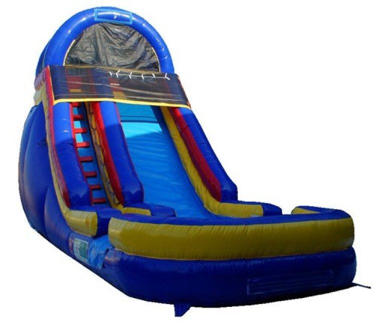 20ft Blue Water Slide  $280